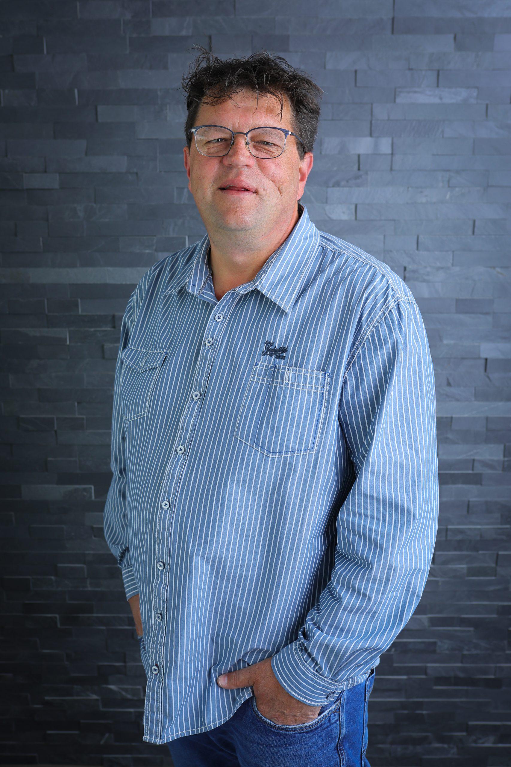 Projectleider van Jaleco Totaal Projectafbouw