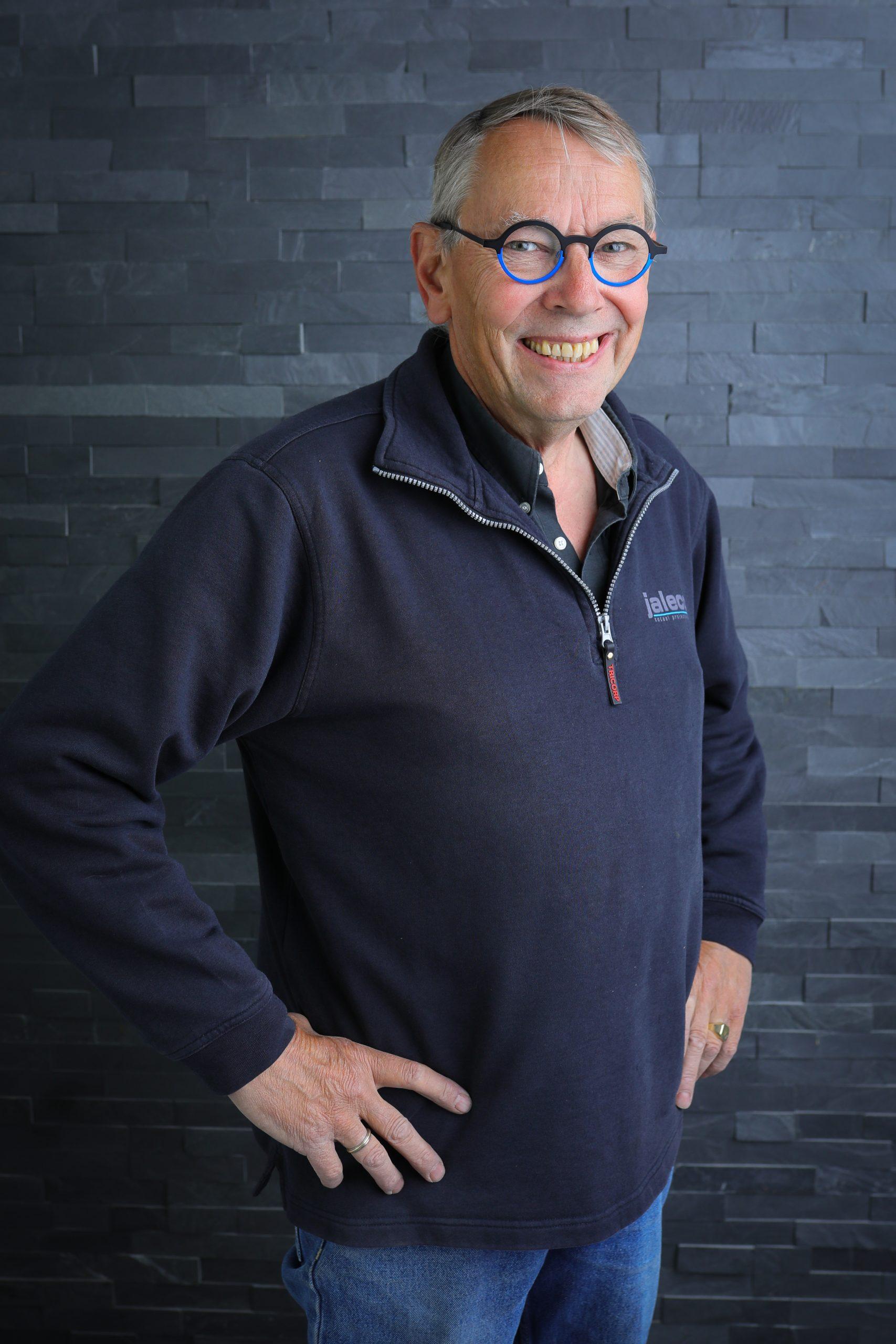 Magazijnchef van Jaleco Totaal Projectafbouw