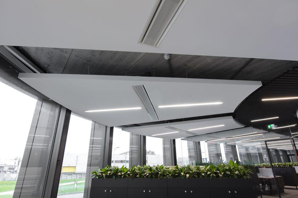 Plafonds bij Koedood