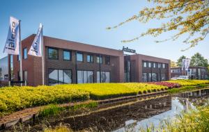 Het gebouw van Jaleco Totaal Projectafbouw in 2020